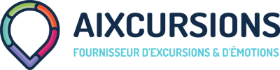 Logo VTC Aix en Provence avec circuits touristiques